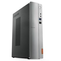 联想 天逸310S商用台式办公电脑主机 ( E2-9030 4G 500G 集显 WiFi 蓝牙 Win10)产品图片主图