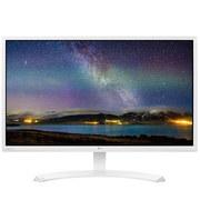 LG 24MP58 23.8英寸 平滑切割设计IPS硬屏 全高清 LED显示器 白色