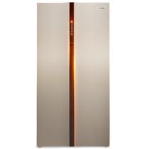美的  BCD-535WKZM(E) 535升 风冷无霜 智能对开门冰箱 电脑控温  感温探头 (APP远程控制) 波光金产品图片主图