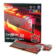 影驰 GAMER Ⅲ 极光RGB DDR4-3000 16G(8Gx2)套装