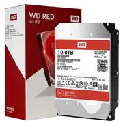西部数据 红盘 10TB SATA6Gb/s 256M 网络存储(NAS)硬盘(100EFAX)