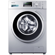 海信  10公斤 BLDC变频静音全自动滚筒洗衣机 95度除菌洗 筒清洁 中途添衣 XQG100-S1228F