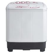 美的 MP80-DS805 8公斤大容量强力洗涤 半自动洗衣机