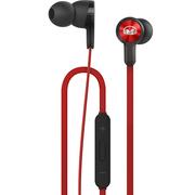 华为 荣耀魔声耳机线控入耳式手机耳机立体声原装耳塞AM15红色