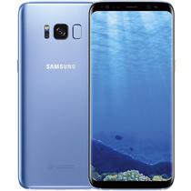 三星 Galaxy S8(SM-G9500)4GB+64GB版 雾屿蓝 移动联通电信4G手机 双卡双待产品图片主图