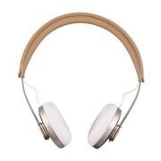 麦博  T3 立体声头戴式蓝牙耳机 耳麦 重低音 运动耳机 手机电脑通用 金色