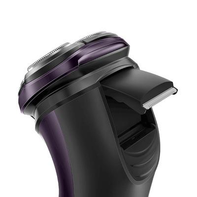 超人 RS317 电动剃须刀 三刀头刮胡刀产品图片4