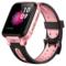 小天才 电话手表Z3 4G版 珊瑚粉 儿童智能手表360度安全防护防水 学生定位手机 儿童电话手表 儿童手机产品图片2