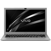 VAIO S13系列 13.3英寸全接口轻薄笔记本电脑(Core i7/8G内存/PCIe 256G SSD/1920x1080 LCD/Win10 Pro/银色)