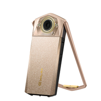 卡西欧 EX-TR750 星空金限定礼盒(3.5英寸大屏 双LED灯 天使之眼)产品图片主图