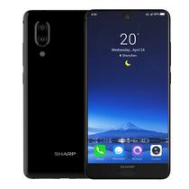 夏普 AQUOS S2 全面屏手机 全网通 4GB+64GB 晶曜黑 移动联通电信4G手机 双卡双待产品图片主图