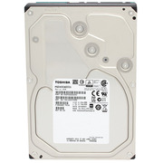 东芝  6TB 7200转 128M SAS  企业级硬盘(MG04SCA60EE)