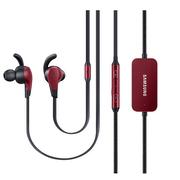 三星 EO-IG950智能主动降噪耳机 红色 入耳式线控运动音乐耳机 HIFI  自动声音调校 自动优化降噪