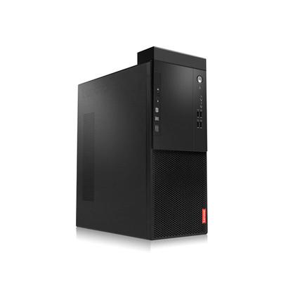 联想 启天M415-D003(I5-6500/4G/1T/集显/DVDRW/无系统/19.5寸显示器)黑色产品图片4