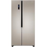 创维 W451B 451升对开门冰箱 风冷无霜 电脑控温 时尚纤薄设计(普利金)