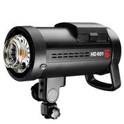 金贝 HD-601一体式闪光灯高速同步影室户外两用600瓦摄影灯电商拍摄