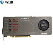 影驰 GTX 1070 无双 1518(1708)MHz/8GHz 8G/256Bit D5 PCI-E显卡