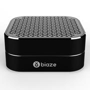 BIAZE DY02 无线插卡蓝牙音箱 蓝牙版本4.2 支持3.5mm音频连接 手机音乐播放器 黑色