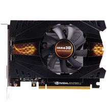 映众 GT1030 黑金至尊版 1227~1468/6000MHz 2GB/64Bit GDDR5 PCI-E显卡产品图片主图