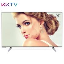 KKTV U40 40英寸4K超高清31核HDR 人工智能语音液晶平板电视机(黑色+银色)产品图片主图