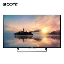 索尼 KD-49X7500E 49英寸4K HDR腾讯视频 安卓7.0智能液晶电视(黑色)产品图片主图