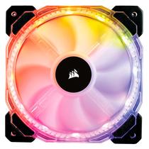 海盗船 HD140 RGB LED 单颗装 多彩灯光 高性能PWM 机箱风扇 (14CM)产品图片主图