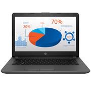 惠普 246 G6 14英寸笔记本电脑(i3-6006U 4G 256G SSD Win10)黑灰银色