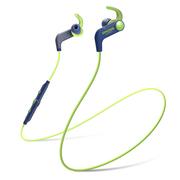 高斯 BT190i b 无线蓝牙运动耳机 入耳式耳机 线控带麦 蓝色