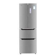 澳柯玛 BCD-320WPNE 320L 风冷无霜变频 智能温控 法式四门冰箱(银))