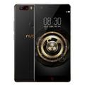 努比亚 Z17 无边框 黑金 6GB+128GB 全网通 移动联通电信4G手机 双卡双待