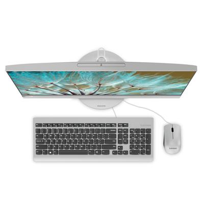 联想 AIO 520 致美一体机21.5英寸(i3-6006U 4G 1T 集显  WIFI  蓝牙)银产品图片5