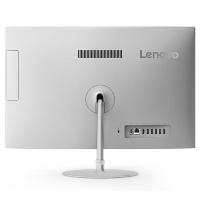 联想 AIO 520 致美一体机23.8英寸(i5-7400T 8G 1T+128SSD R530 2G显卡)银产品图片3