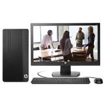 惠普 战86 台式办公电脑整机19.5英寸(i3-7100 4G 1TB DVDRW Win10 Office)产品图片主图