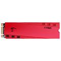 建兴 睿速系列 T11 512G M.2 NVMe固态硬盘 (带散热片)