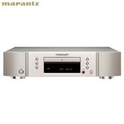 马兰士 音响 音箱  Hi-Fi CD机 高保真 HIFI 发烧级 支持CD播放/6.5mm接口支持耳机输出 CD5005/K1SG 银金色