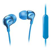 飞利浦 耳机 入耳式 内置麦克风 SHE3705(湖蓝)