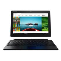 联想 MIIX5 Plus 二合一平板电脑 12.2英寸(i3-6006U 4G内存/128G/Win10 内含键盘/触控笔/Office)风暴黑产品图片主图