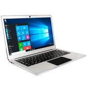 中柏 EZbook3 Pro 13.3英寸全金属轻薄本(Appolo N3450/6G+128G eMMc/1920*1080)极光银