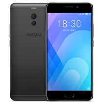 魅族 魅蓝 Note6 3GB+32GB 全网通公开版 曜石黑 移动联通电信4G手机 双卡双待产品图片主图