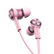 倍思(BASEUS) H01 线控耳机手机音乐耳机 樱花粉