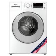 惠而浦  10公斤 变频智能滚筒洗衣机 第六感智能洁净 WF100BW865W 全球白