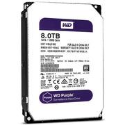 西部数据 紫盘 8TB SATA6Gb/s 128M 监控硬盘(80EJRX)