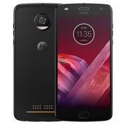 摩托罗拉 Z2 Play 4G+64G 模块化手机 黑色 移动联通电信4G手机 双卡双待