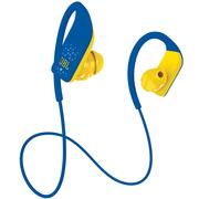JBL Grip 500 无线蓝牙 入耳式耳机 运动耳机 手机耳机 音乐耳机 带触摸设计 防汗防脱落 蓝色