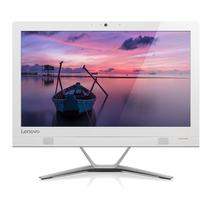 联想 AIO 300 23英寸一体机台式电脑 ( i3-6006U 4G 1T 2G独显 WiFi 蓝牙 Win10 )白色产品图片主图