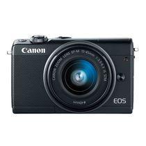 佳能 EOS M100(15-45 IS STM镜头) 黑色产品图片主图