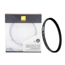 尼康 72mm NC 原装  UV镜 18-200 24-85/2.8-4D 镜头保护滤镜产品图片主图
