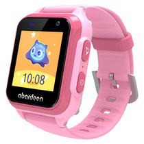 阿巴町 V118 儿童电话手表 拍照定位防水4G视频通话手表手机小胖产品图片主图