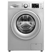美的 MG80V50DS5 8公斤银色变频滚筒洗衣机 1400转 特色除菌洗