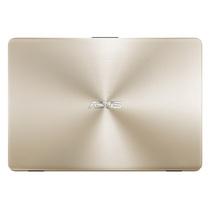 华硕  灵耀S4000UA超窄边框 14.0英寸超轻薄笔记本电脑(i5-7200U 4G 256GB SSD 金色 FHD IPS)产品图片主图
